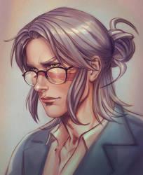 Prof. Shye by DocWendigo