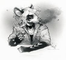 Thalidomide [Sketch Commission] 02 by Lescouteaux