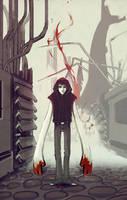 Walking on a Dream by Ikaruga