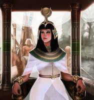 Nile Princess by laclillac