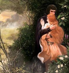 Tristan un Isolde by laclillac