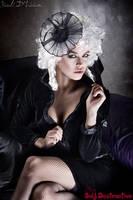 Gloomy Silk II by Miss-SelfDestructive