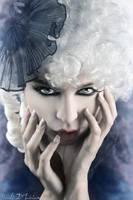 Gloomy Silk III by Miss-SelfDestructive