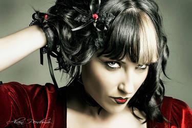 Scarlet Satine IV by Miss-SelfDestructive