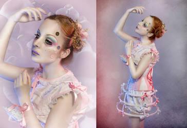Cotton Candy. Pink Sugar. by Miss-SelfDestructive