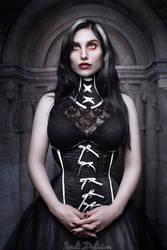 Nocturnal Satin by Miss-SelfDestructive