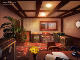 Office-for a hidden object game/hopa game by novtilus