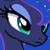 Princess Luna by dark-fox11