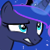 Princess Luna Icon by dark-fox11