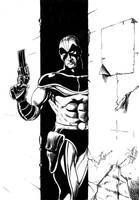 Eclipse, lethal weapon by Antonio-Rocha