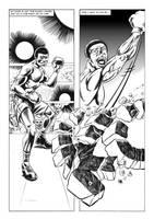 The Boxer - KO p1 by Antonio-Rocha
