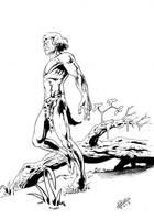 Tarzan by Antonio-Rocha
