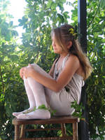 Garden Child 12 by Polly-Stock