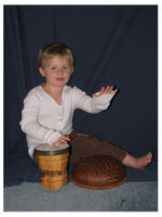 Drummer Boy 1 by Polly-Stock