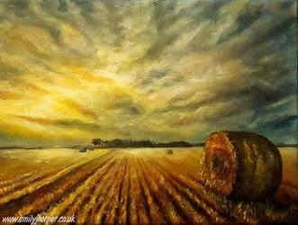Dramatic Skies by emilyjhorner