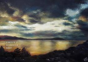 Last Evening Light by emilyjhorner