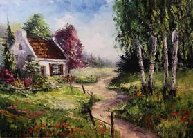 Idyllic Spring by Kasia1989