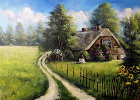 Rural memory by Kasia1989