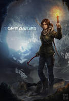 Rise of the Tomb Raider - v01 by trixdraws