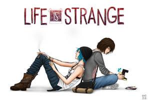 Life Is Strange by trixdraws