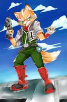 FOX MCCLOUD by vixyl