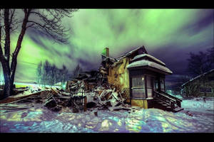 'B' is for Borealis - HDR workshop by bubus666