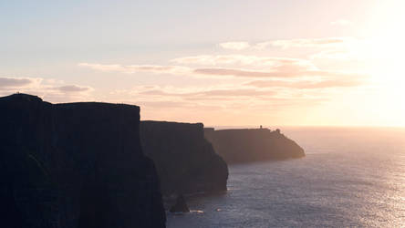 Cliffs of Moher by bubus666