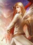 Wings of Light by verdant