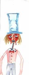Hat Man by suzylee13