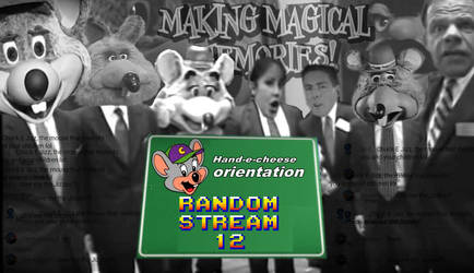 Random Stream 12 by DiscreteComputation
