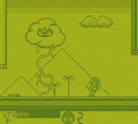 Mega Man Eternal II - Classic GB Filter by DiscreteComputation