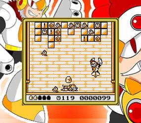 Mega Man Eternal II - Poultry Catcher (Mini Game) by DiscreteComputation