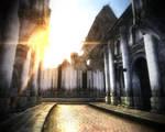 Divine Sunset by Pytak