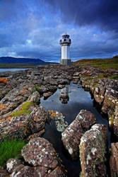 Lighthouse again by Hamrani