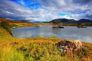 Scottish Beauty 4 by Hamrani