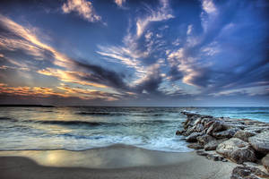 Arabian Gulf 1 by Hamrani