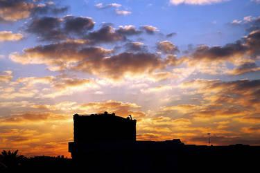 Ajman Sunrise 1 by Hamrani