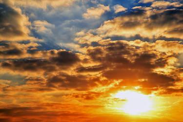 Ajman Sunrise 2 by Hamrani