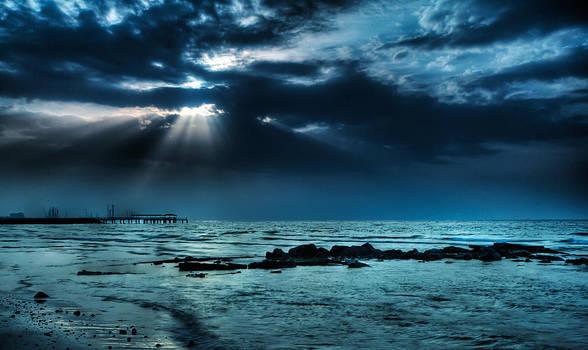 Ajman Sunset by Hamrani