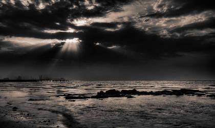 Choco Sunset by Hamrani
