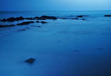 Silence of BLUE by Hamrani