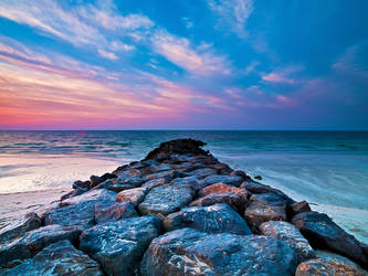 Into Horizon by Hamrani