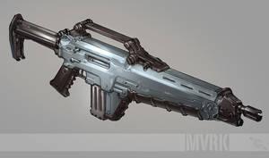 Mod Rifle by MeckanicalMind