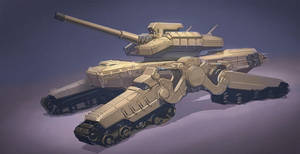 Scout Tank by MeckanicalMind