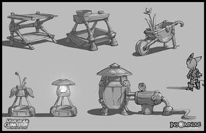 RCF2: Fongoid Props by MeckanicalMind