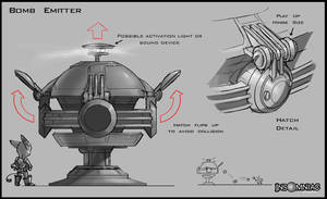 RCF2: Bomb Emitter by MeckanicalMind