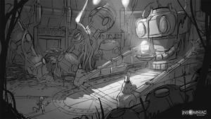 RCF2: Zolar Orvus Room 2 by MeckanicalMind