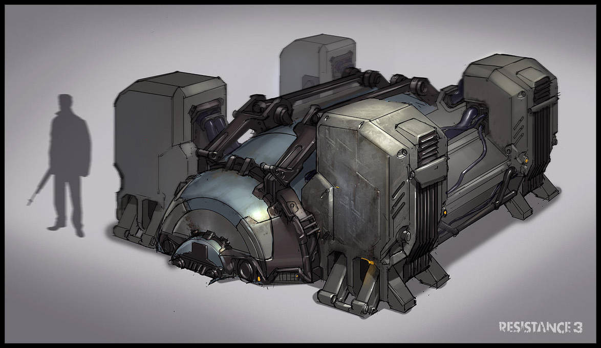 R3 Chimera Generator by MeckanicalMind