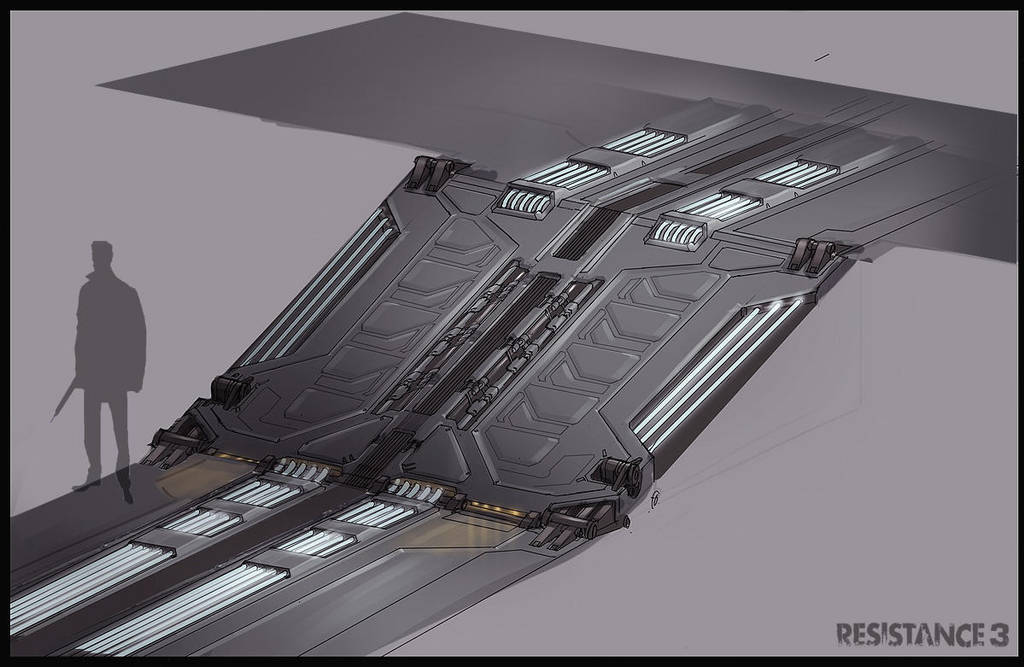 R3 Terraformer Floor by MeckanicalMind