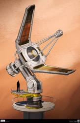 DOOM - Satellite Dish by MeckanicalMind